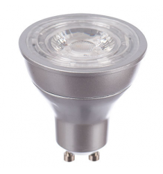 Bec LED General Electric Energy Smart™ spot, 5,5W, GU10, 25.000 ore, lumina rece, dimabil