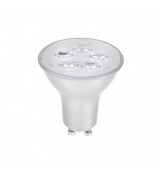 Bec LED General Electric spot, 4.5W, GU10, 345 lm, 15.000 ore, lumină caldă