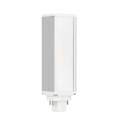 Bec LED General Electric Plug-In, 12.5W, G24q-3, 4P, poziție orizontală, 1350 lm, 50.000 ore, lumină rece