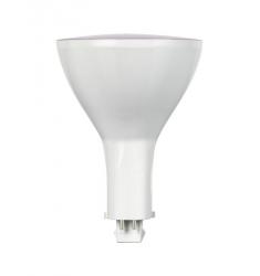 Bec LED General Electric Plug-In, 12.5W, G24q-3, 4P, poziție verticală, 1350 lm, 50.000 ore, lumină rece