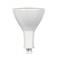 Bec LED General Electric Plug-In, 12.5W, G24q-3, 4P, poziție verticală, 1290 lm, 50.000 ore, lumină caldă