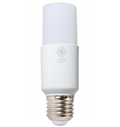 Bec LED General Electric stik, 10W, E27, 810 lm, 15.000 ore, lumină caldă